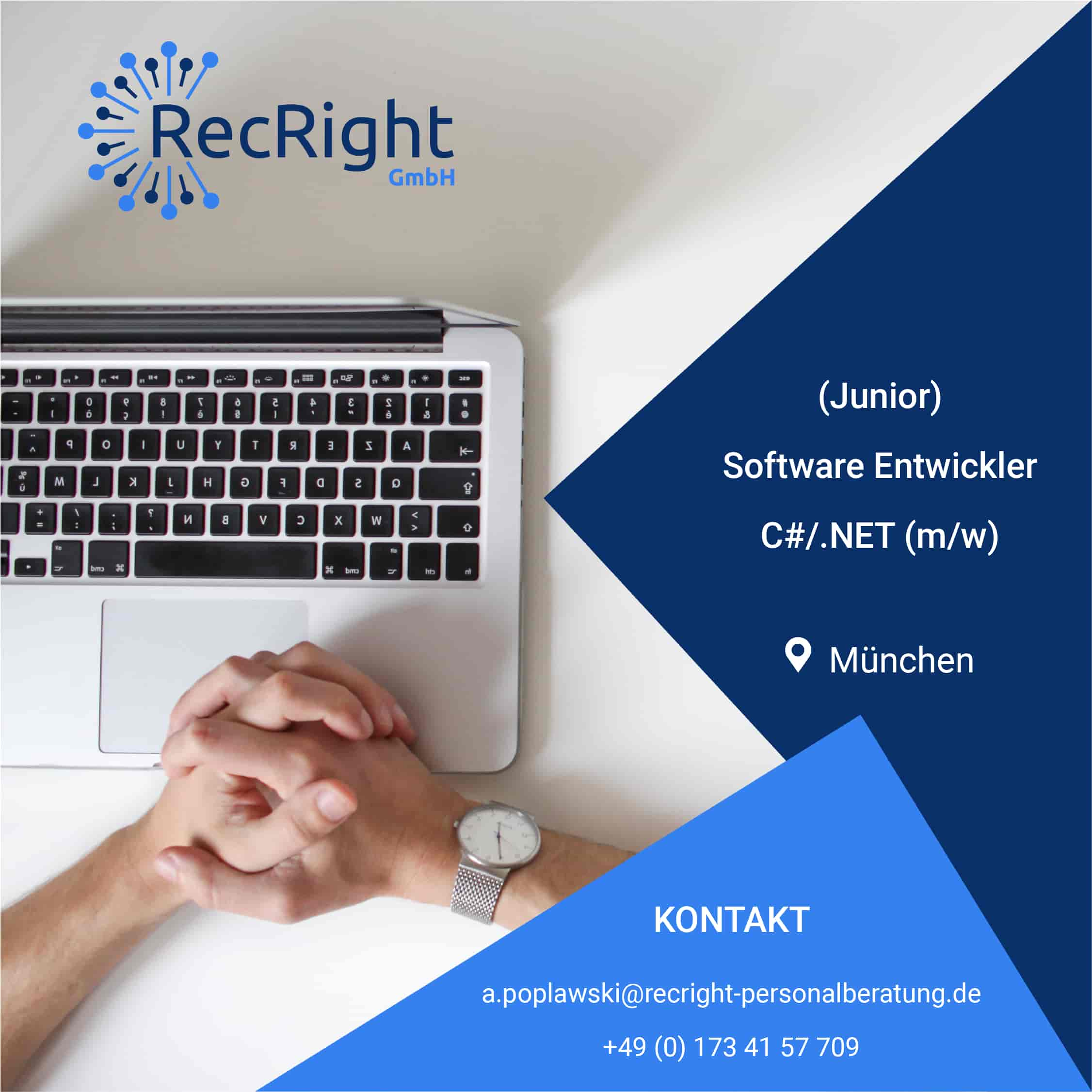 Junior Software Entwickler C# .NET in München